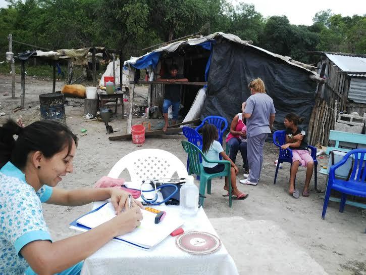 Resultado de imagen para Concepción: Salud llega a poblaciones vulnerables