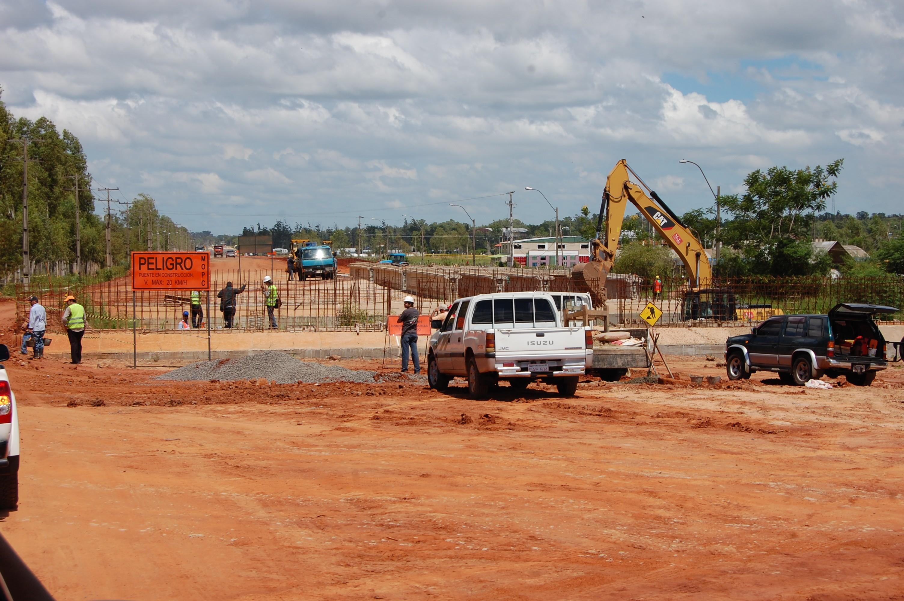 Obras de Ñu Guasu se reanudan mediante aplicación de Ley de ...