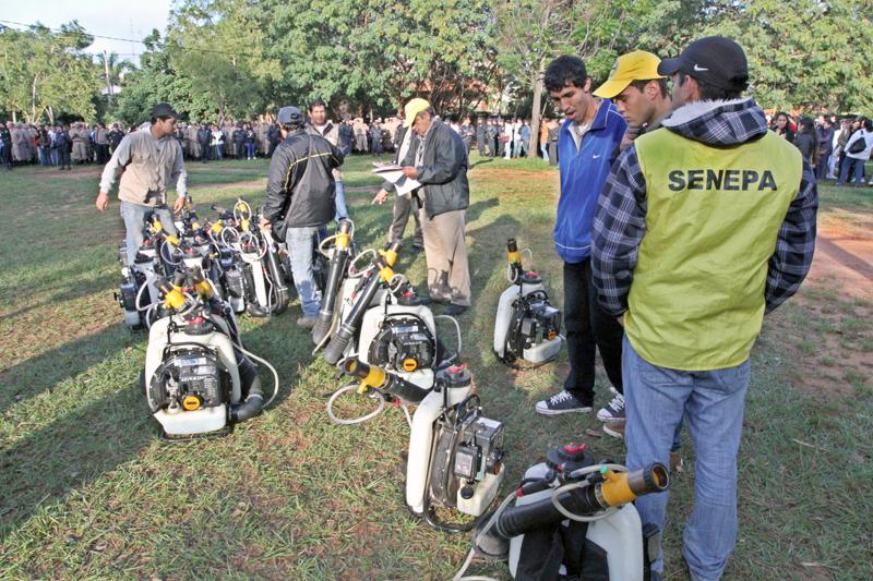 Senepa anuncia acciones de contingencia para Semana Santa