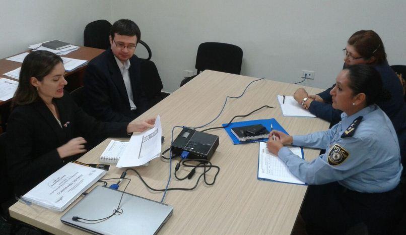 Articulan acciones entre direcciones del ministerio del for Ministerio interior y policia