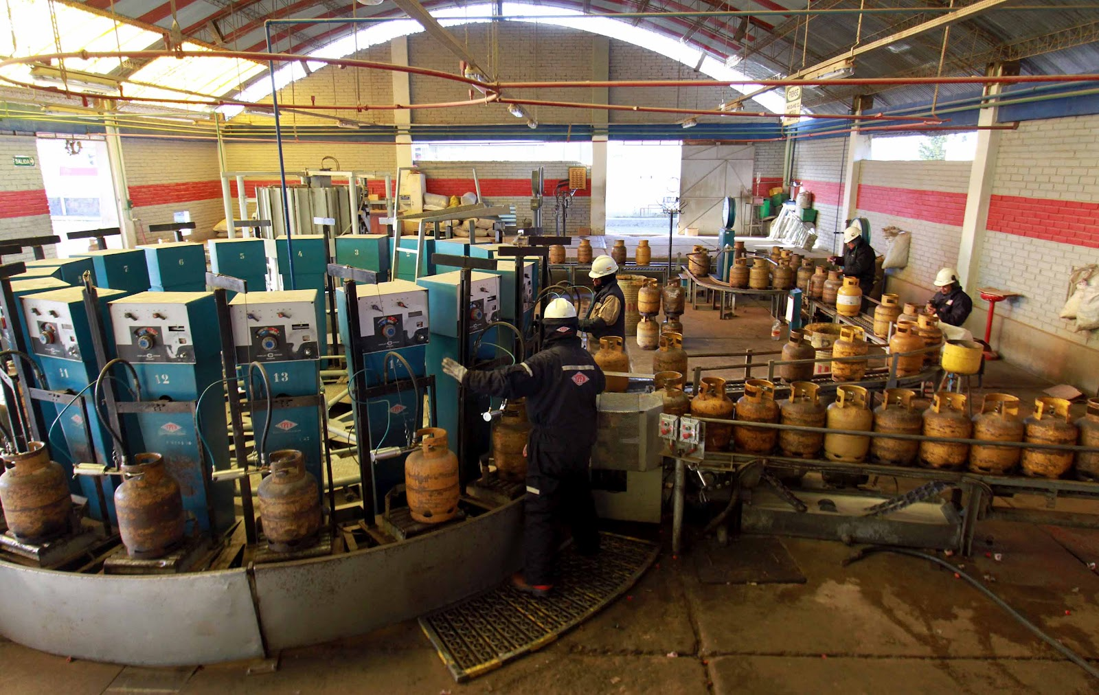 Paraguay Comprar Gas Licuado De Petr Leo De Bolivia