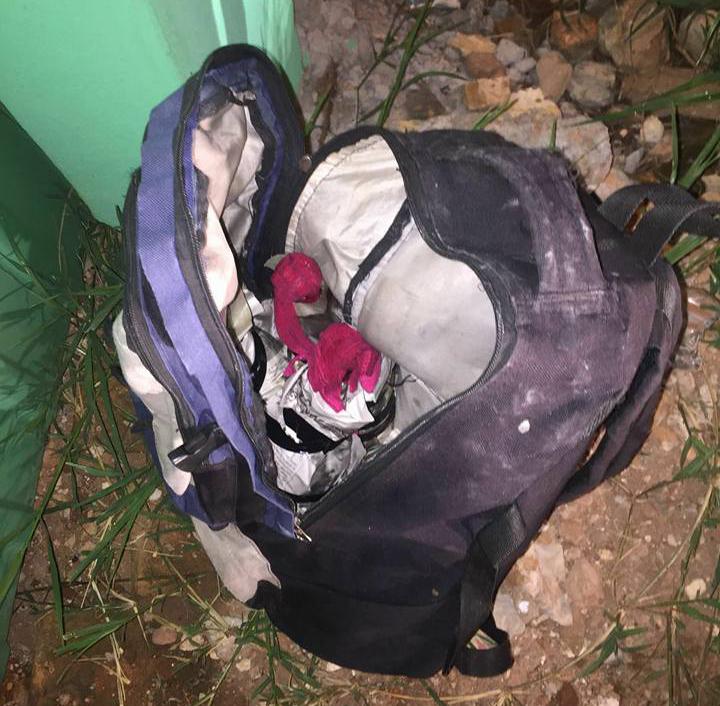 Encuentran bombas caseras en iglesia de Santa Rosa del Aguaray