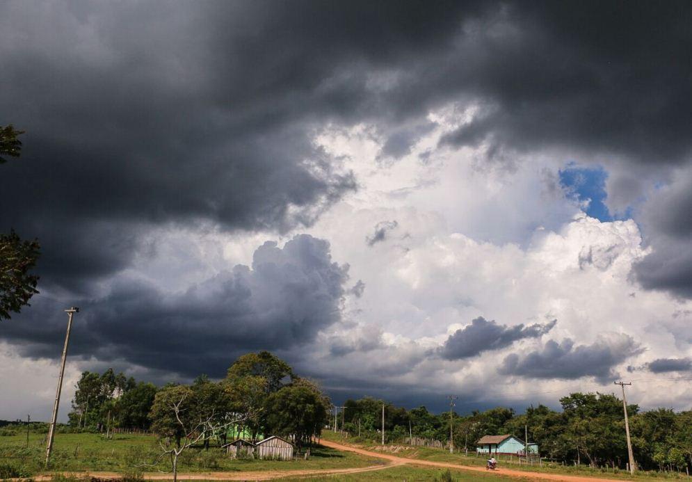 Resultado de imagen para Alerta meteorológica para nueve departamentos
