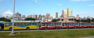 Modernización de buses