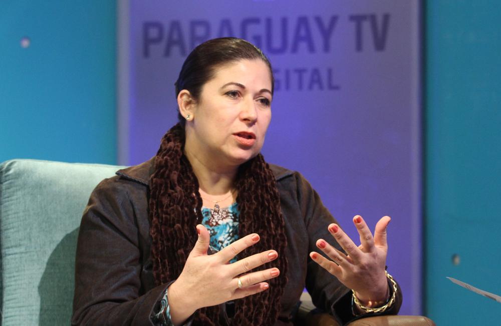 Viceministra de Educación desmintió enseñanzas de ideología de género