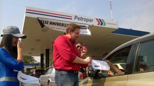 aniversario de estacion de Petropar 1