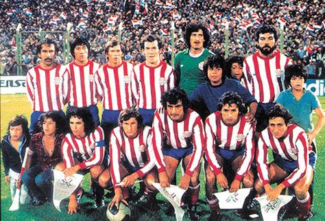 Paraguay, Copa América
