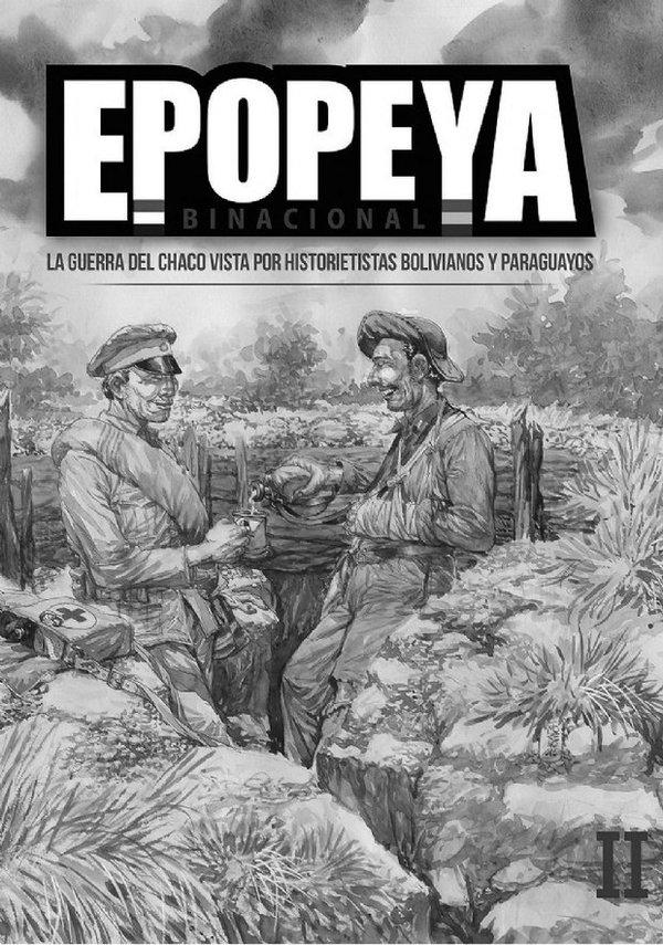 Paraguayos y bolivianos cuentan historias de guerra del for Viveros en paraguay