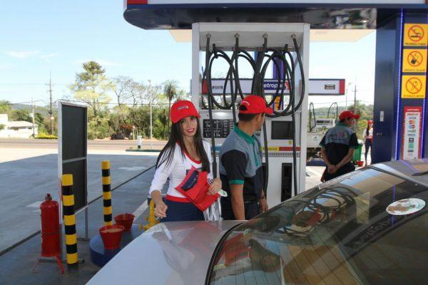 Promoción de combustible más barato en Caaguazú - Petropar