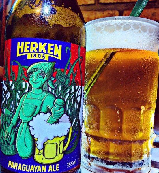 Cerveza Herken que ya se encuentra en venta gracias a convenios con empresas de comestibles nacionales