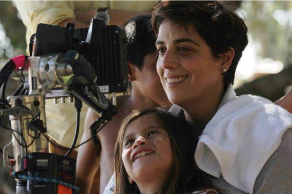 """La realizadora paraguaya Paz Encina autora de la película """"Ejercicios de Memoria"""". Foto: Gentileza (facebook.com/paz.encina)"""