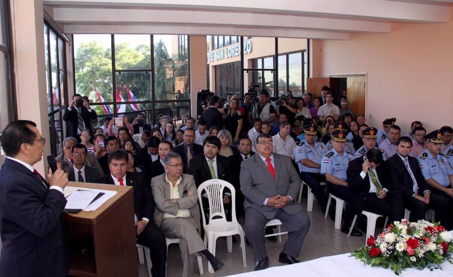 Ministerio del interior trabajar con gobiernos locales for Llamado del ministerio del interior 2016