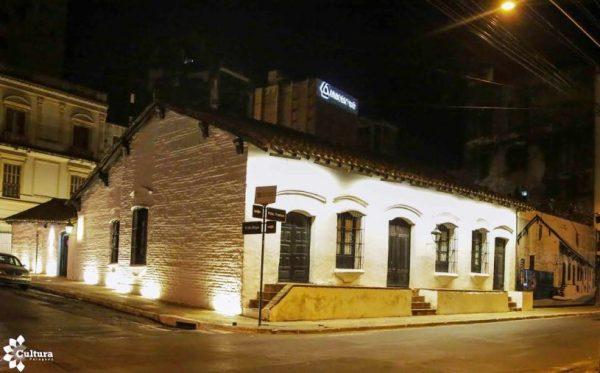 La Casa de la Independencia fue construida en el año 1772 por el ciudadano español Antonio Martínez Sáenz y hoy es uno de los patrimonios más valiosos del Paraguay Foto: Gentileza SNC
