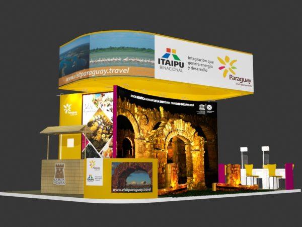 Paraguay presentar su potencial tur stico en feria de for Agencia turismo madrid