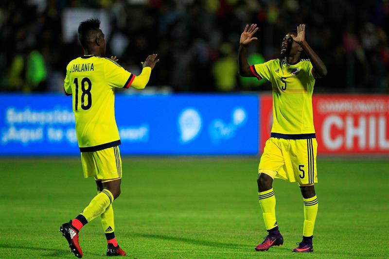 Colombia Sub 20: Colombia Clasifica Y Chile Dice Adiós Al Sub 20