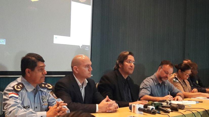 Ministro destaca trabajo conjunto con brasil en caso for Ministerio del interior empleo
