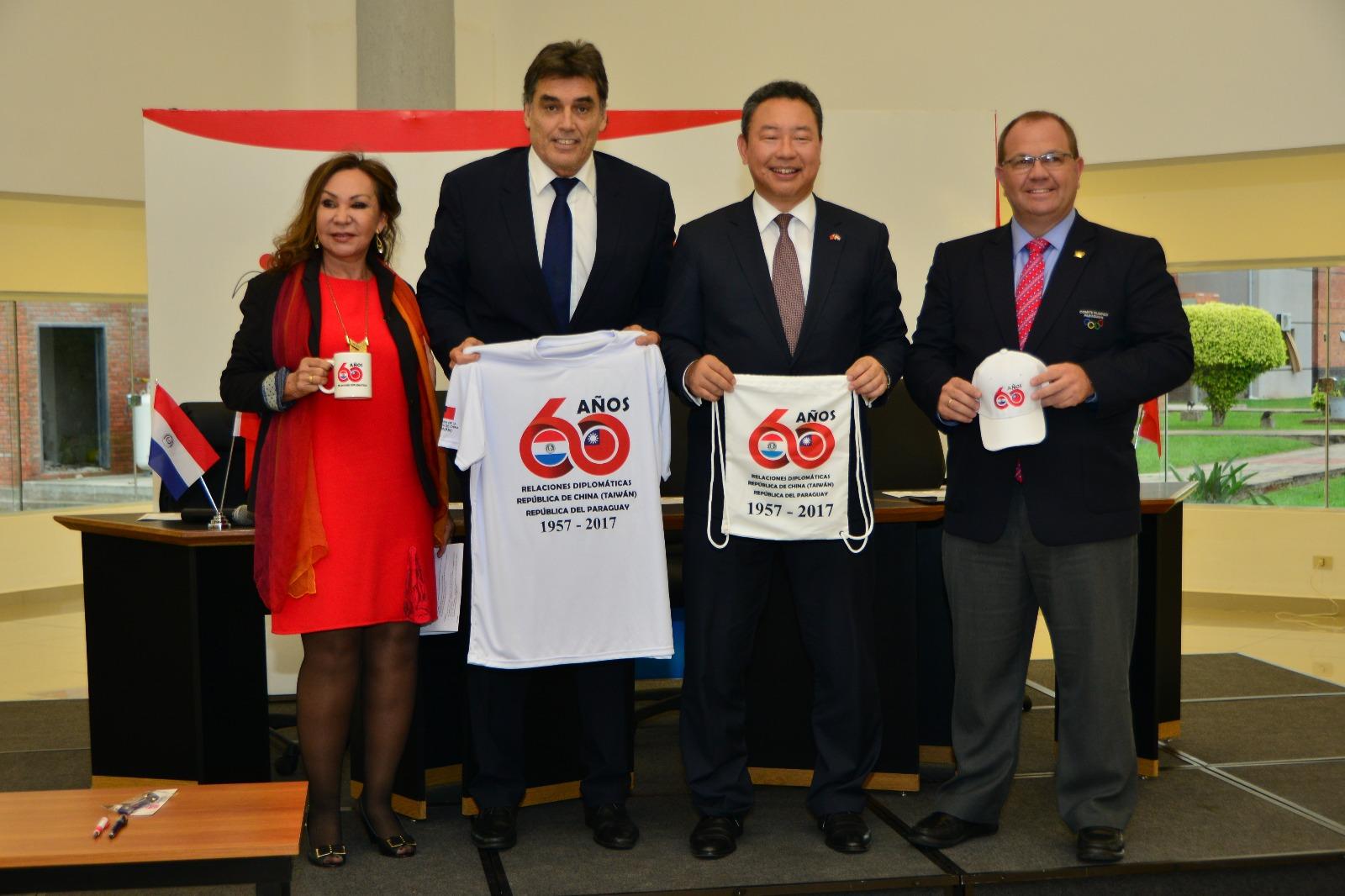 fb36fc4ae Corrida por 60 años de relaciones entre Paraguay y Taiwán ...