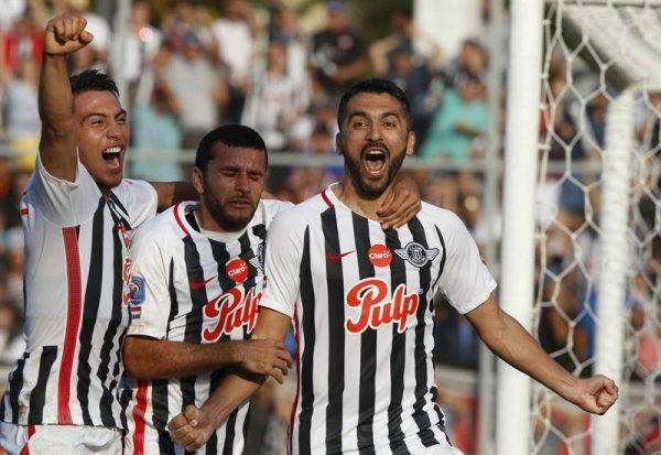 Resultado de imagen para El campeón se estrena en la Sudamericana  Libertad