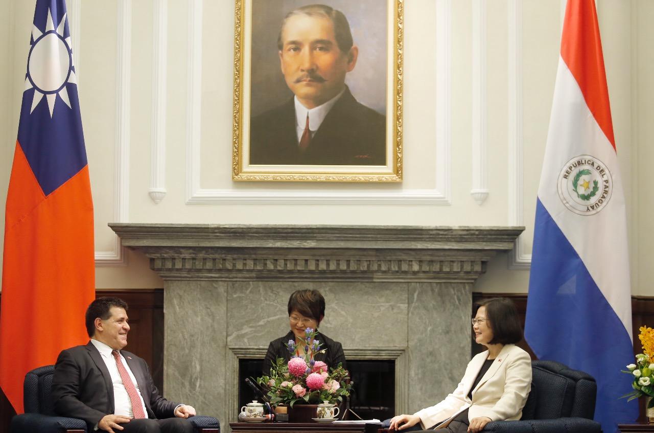 e57c1ae09 bilateral entre los presidentes de paraguay y taiwan