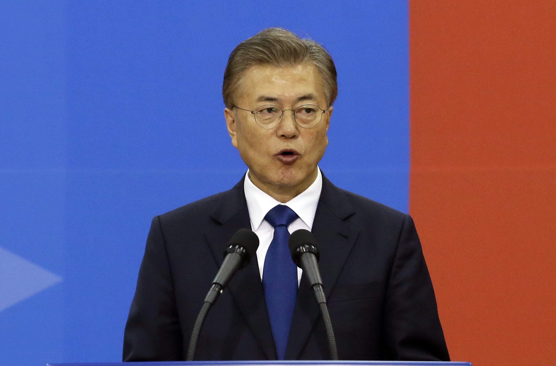 Presidente surcoreano reitera decisión de reanudar diálogos sobre ...