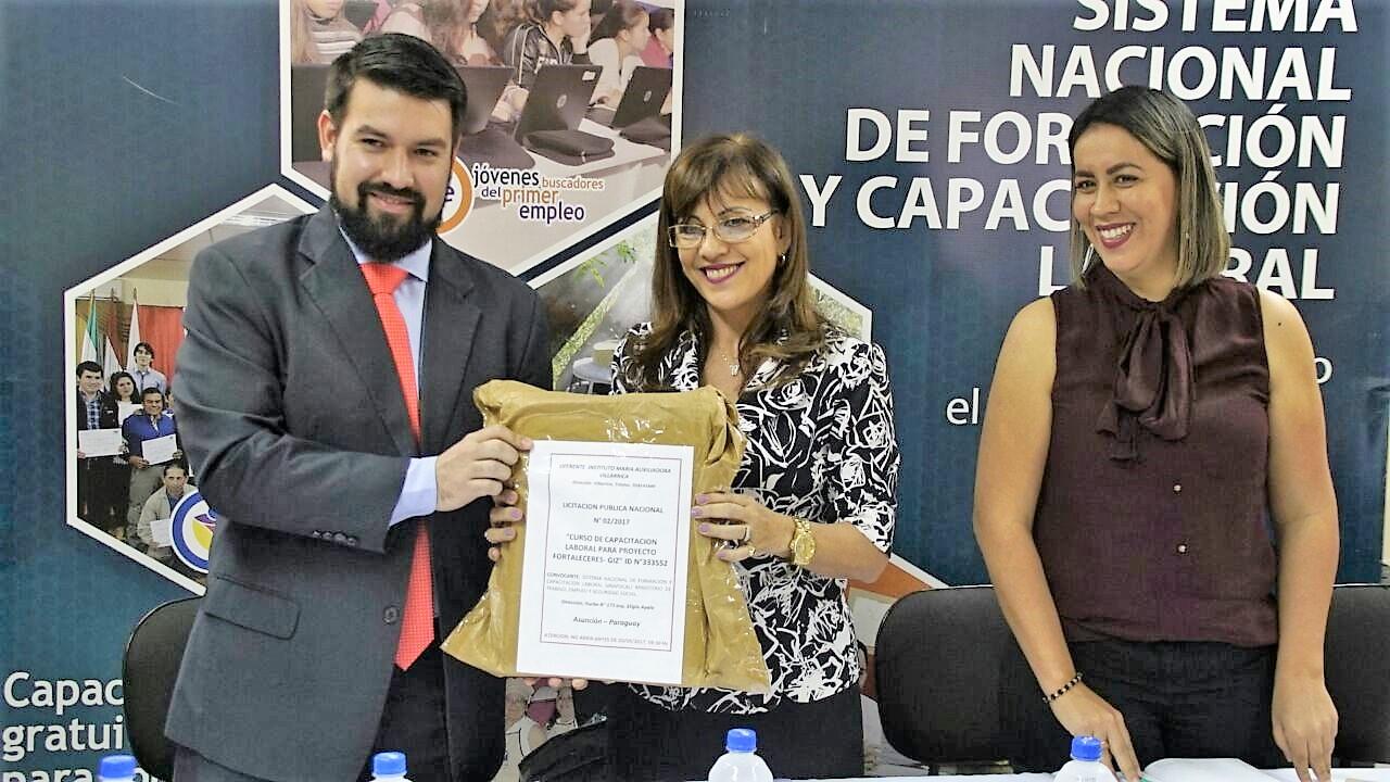 Sinafocal desarrollará cursos para comunidades de Caaguazú y Caazapá