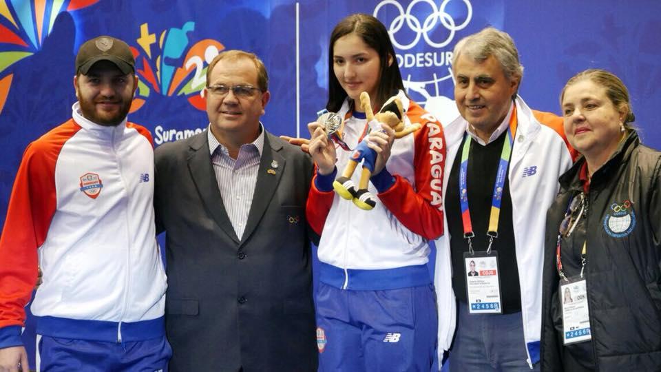 Paraguay suma dos medallas en juegos sudamericanos de la for Viveros en la plata