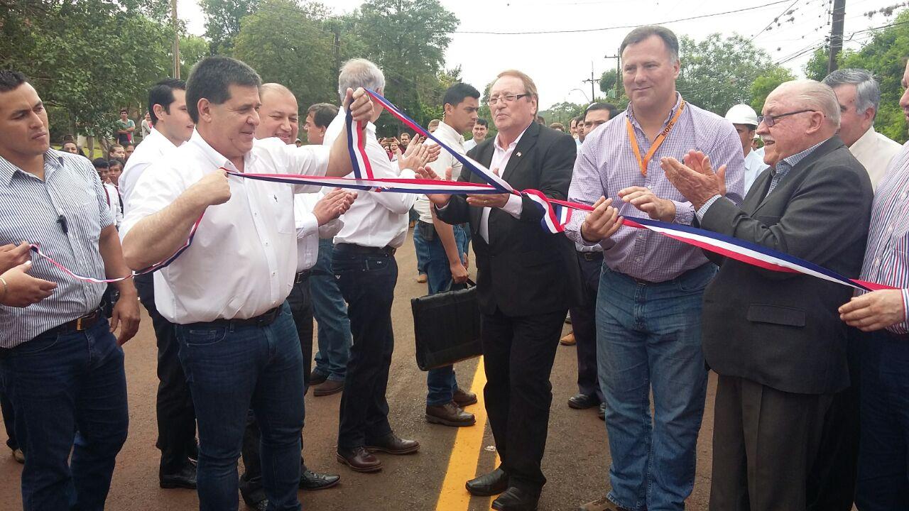 inauguración-ruta-Bella-Vista-Itapua