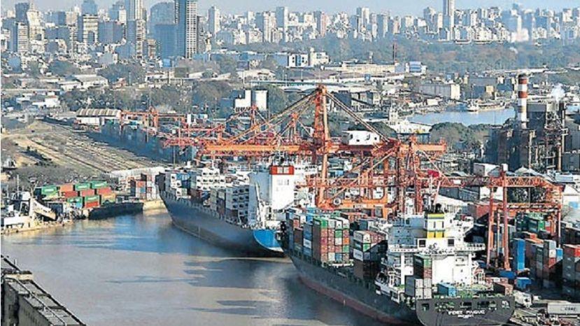 Aduana Argentina anuncia flexibilización de controles a contenedores  paraguayos | .::Agencia IP::.