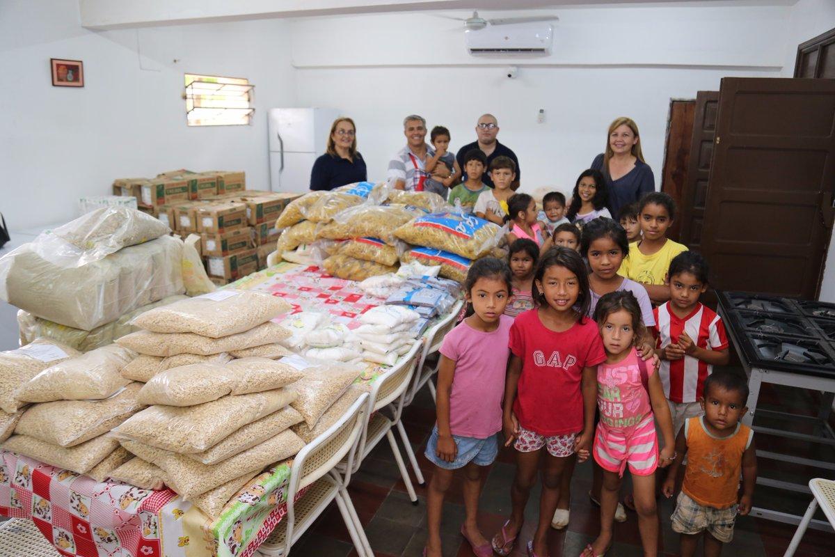 proyecto de apoyo a comedores asistir a comedor infantil