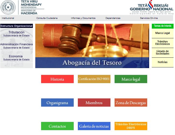 En web se podr dar seguimiento a tr mites de s a y s r l for Tramites web ministerio del interior