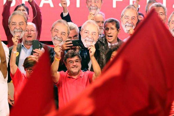 Papa Francisco envía rosario a Lula da Silva
