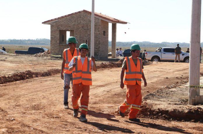 Ñapu'ã Paraguay, Inversión Pública