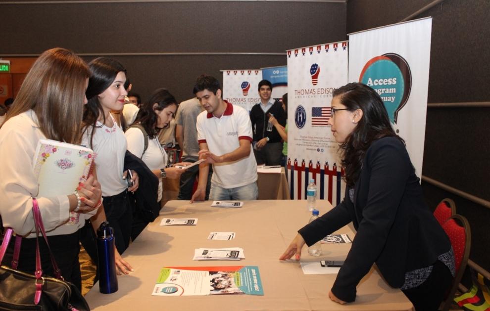 Resultado de imagen para Nueva edición de la Feria de Universidades EducationUSA
