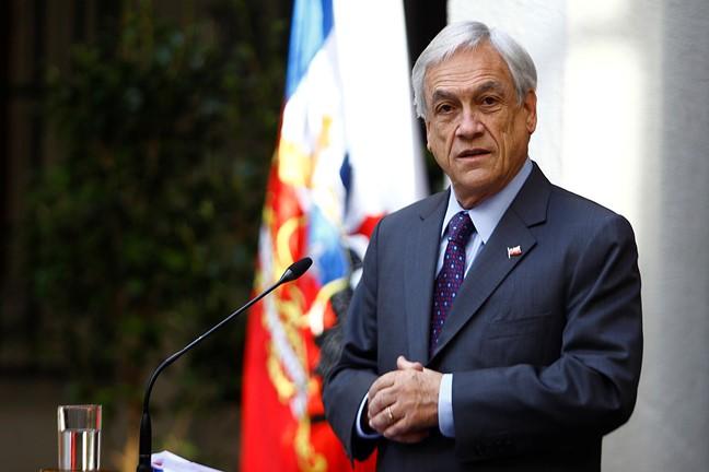 Estamos evaluando visitar Venezuela para buscar una salida a la crisis — Piñera