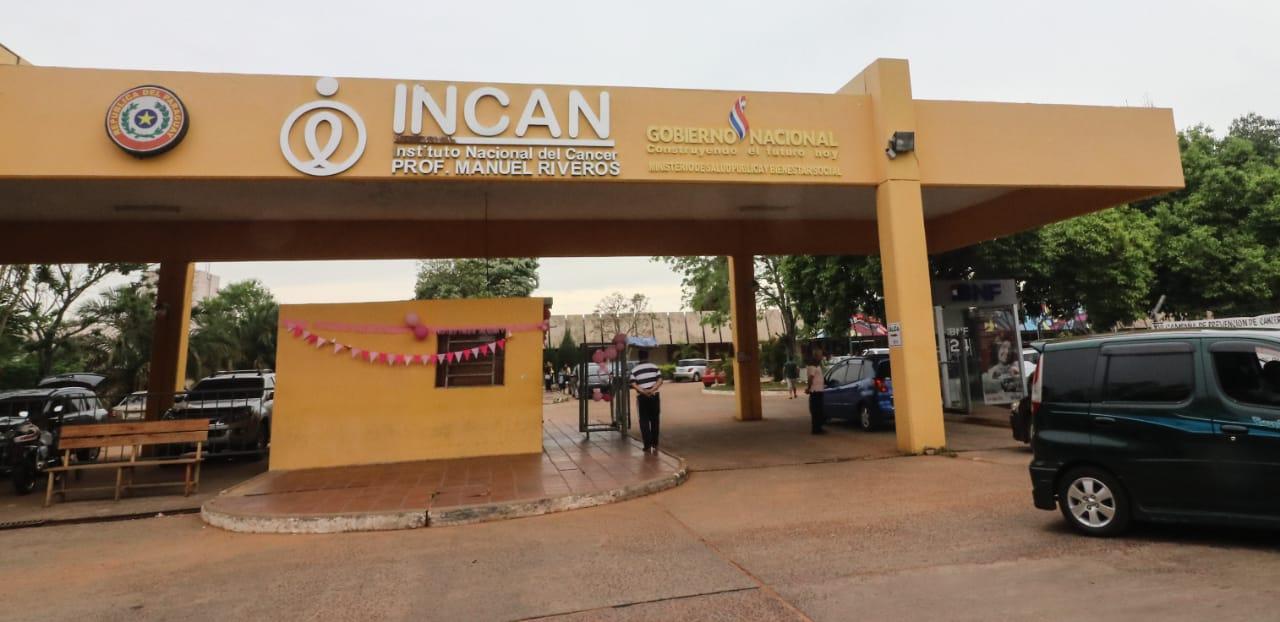 Concretan donación del Japón para adquisición de equipos en el Incan
