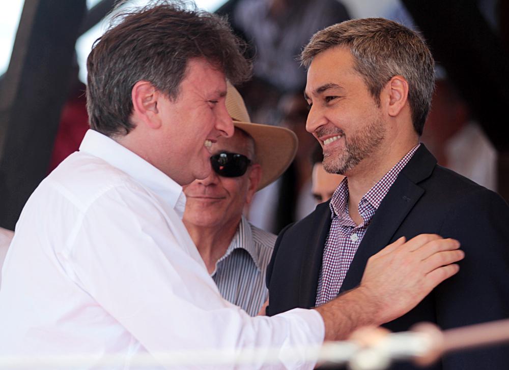 Mandatario designa a Denis Lichi como nuevo presidente de Petropar | .::Agencia IP::.
