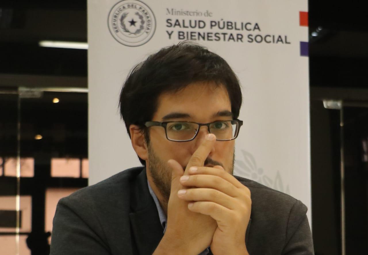 Guillermo sequera- Vigilancia de la Salud   .::Agencia IP::.
