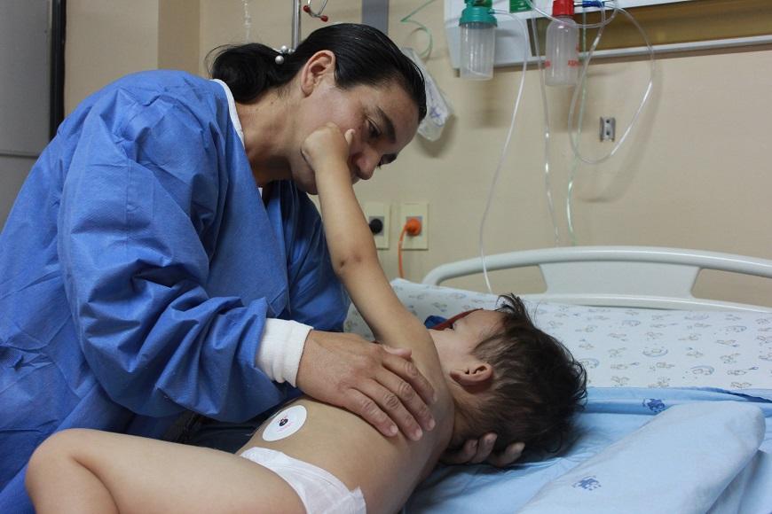 Intervinieron a 25 pacientes del Pediátrico Acosta Ñu mediante apoyo de médicos extranjeros