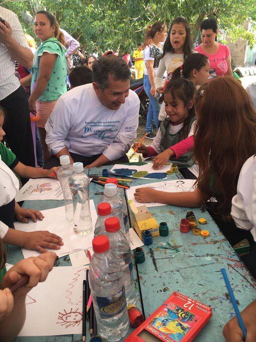 Gobierno prioriza atención a la infancia temprana por ser clave para transformación educativa