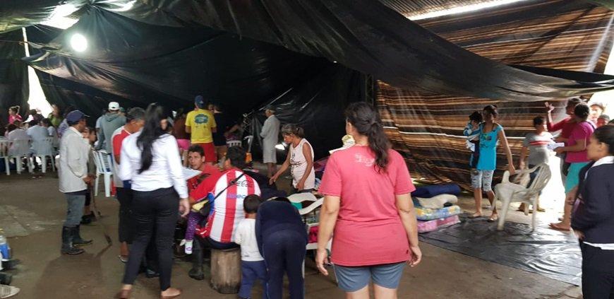 Se registran más de 1.300 atenciones médicas a afectados por inundaciones