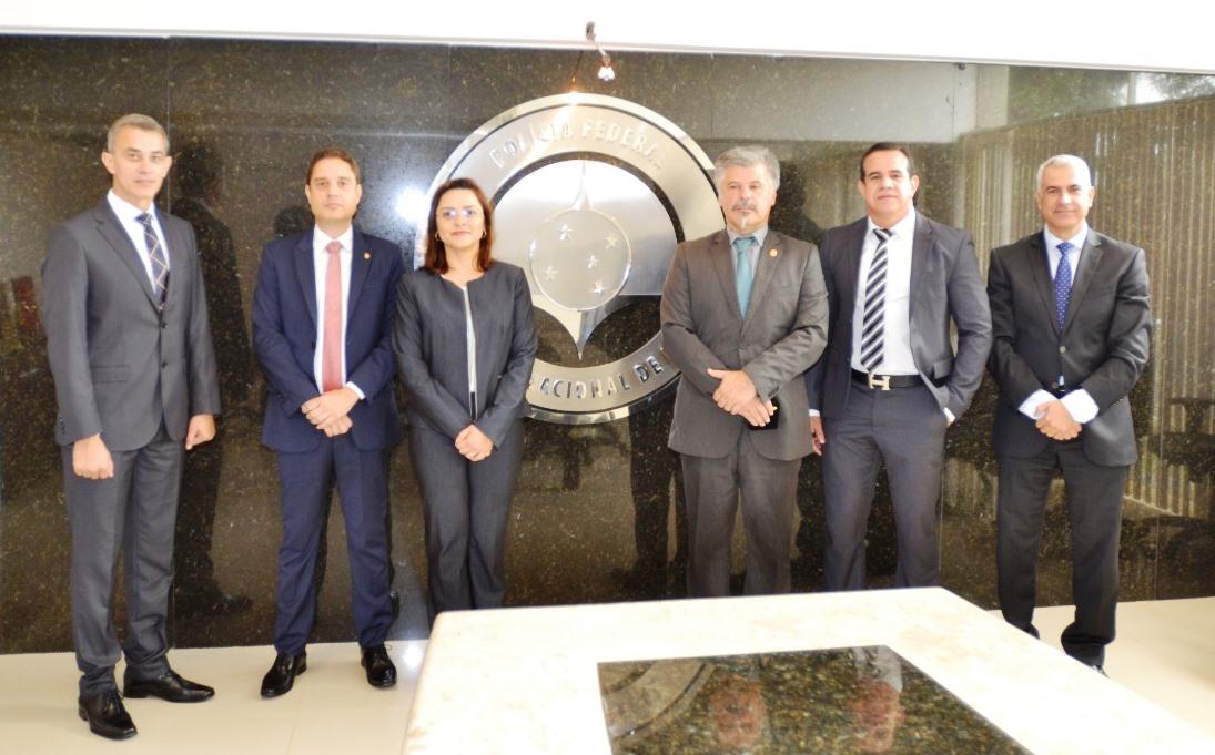Anuncian fuerte lucha regional contra el crimen tras visita de autoridades de la Senad al Brasil