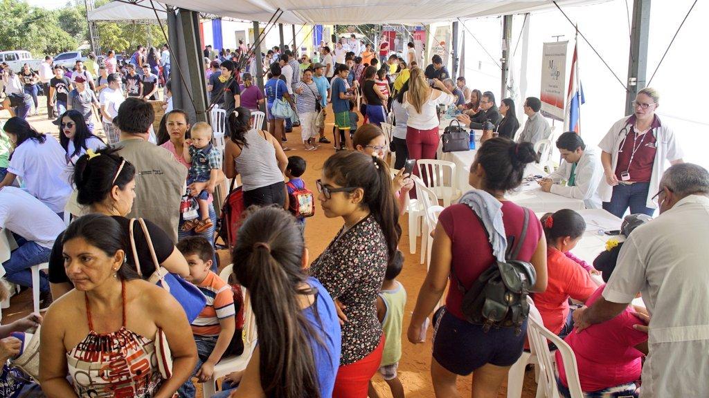 Realizarán semana de jornadas de asistencia a afectados por las crecidas en Asunción