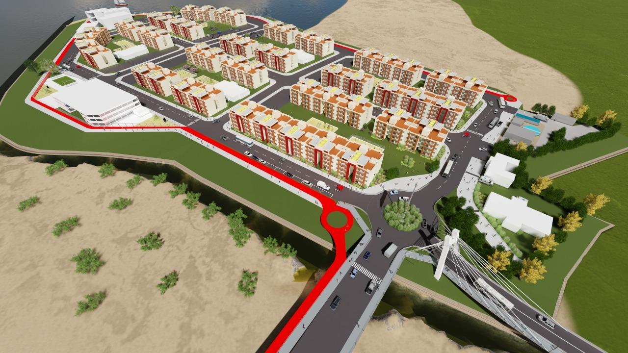 Gobierno aguarda concesión de tierras para construcción de viviendas a bañadenses