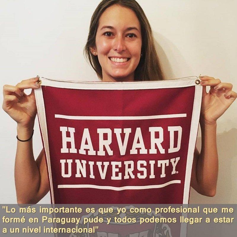 Exitosa conferencia en Harvard contribuye a ampliar oportunidades a paraguayos, afirman