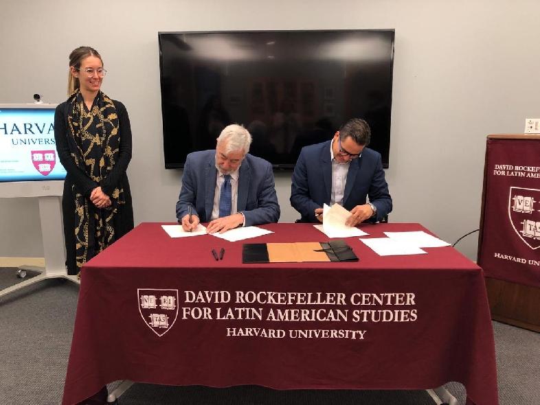 Investigadores paraguayos podrán acceder a estancias académicas en centro de Harvard
