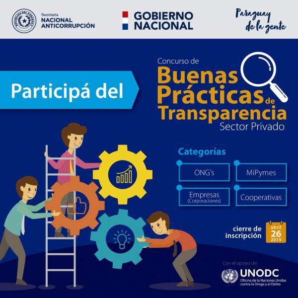 Concurso de la Senac premiará buenas prácticas en el sector privado