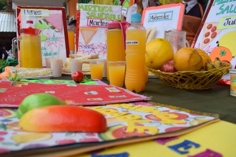 Escuela saludable de Villa Elisa será la primera en recibir certificación internacional