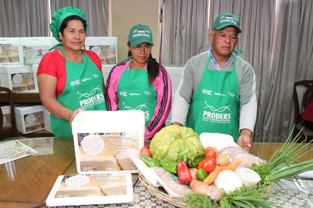 Preparan feria de productores agropecuarios por Semana Santa en la Costanera