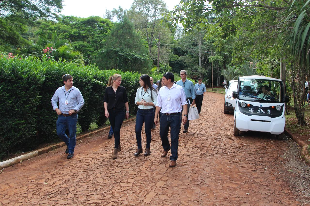 Infona replicará experiencia exitosa de Itaipu en preservación de bosques