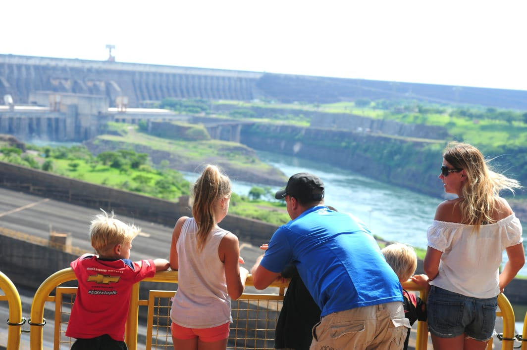 Complejo Turístico Itaipu recibió 175.000 visitantes en el primer trimestre del año